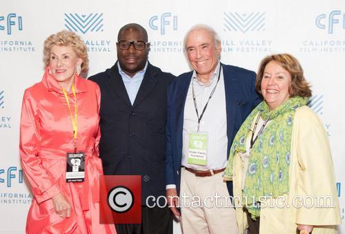 Jennifer Maccready, Steve Mcqueen, John Gruber and Linda Gruber 2