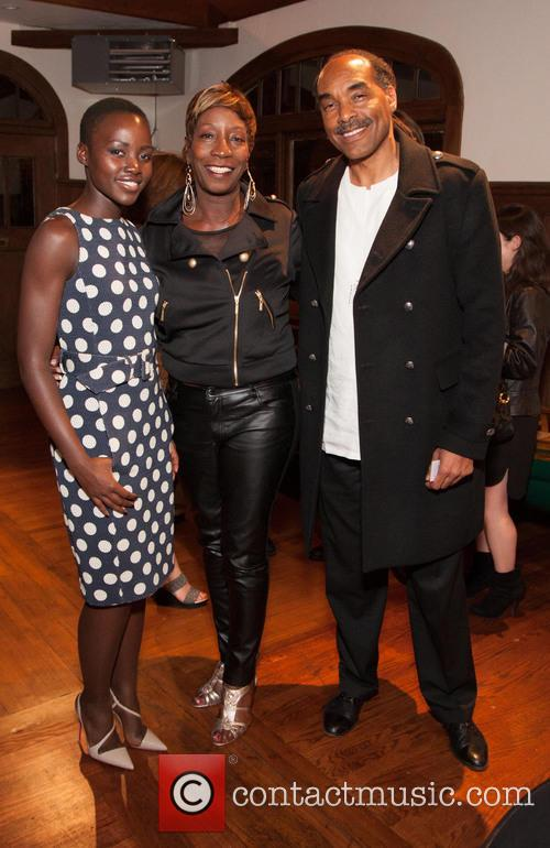 Lupita Nyong'o, Felicia Gaston and ? 5