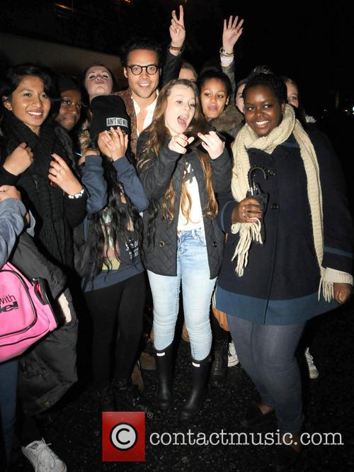 Andy Jordan and Fans 3