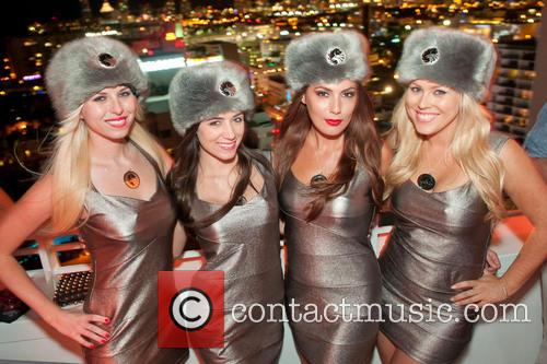 Russian Standard Vodka Girls 1