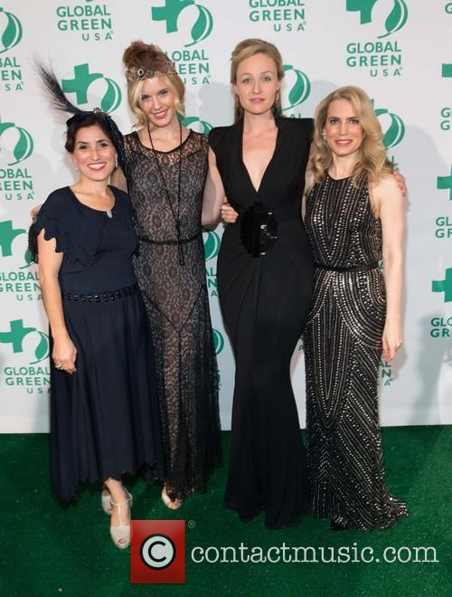 Zem Joaquin, Maggie Grace, Christiana Wyly and Nadine Weil 1