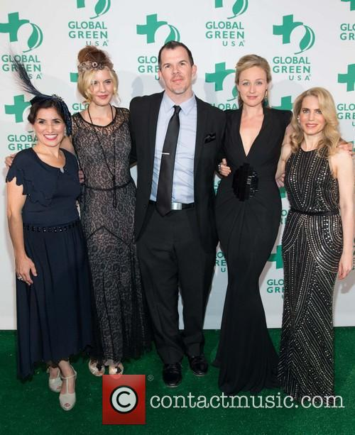 Zem Joaquin, Maggie Grace, Steve Connell, Christiana Wyly and Nadine Weil 2