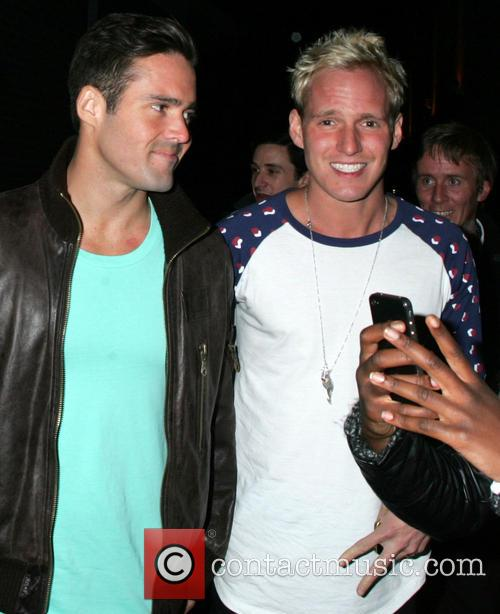 Spencer Matthews and Jamie Laing 7