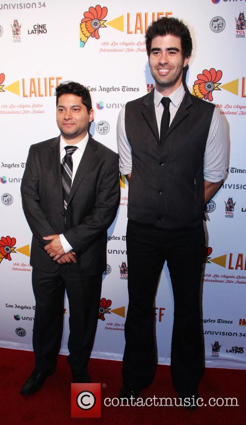 J. Francisco Rodriguez and Rene Rhi 7