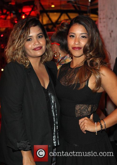 Carly and Gina Rodriguez 1