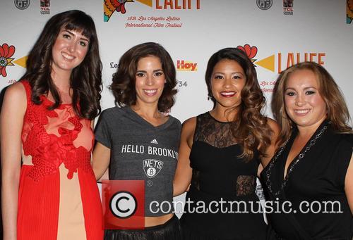 Courtney Andrialis, Ana Ortiz, Gina Rodriguez and Nicole Gomez Fisher 5