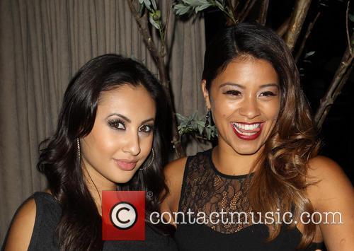 Francia Raisa and Gina Rodriguez 6