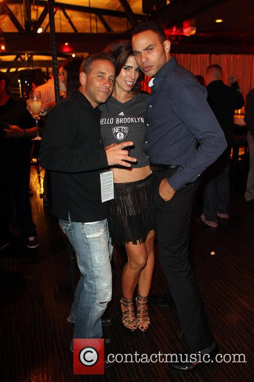 Jay Cohen, Ana Ortiz and Guest 2
