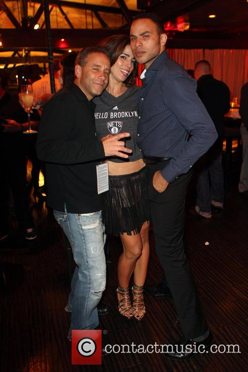 Jay Cohen, Ana Ortiz and Guest 3