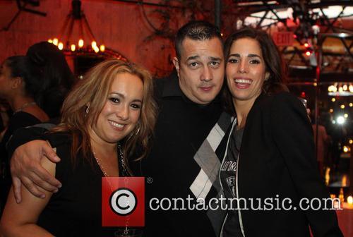 Nicole Gomez Fisher, Ana Ortiz and Guest 8