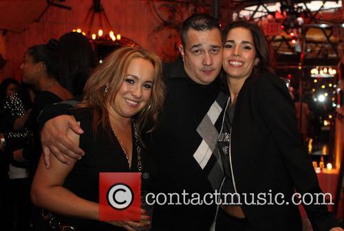 Nicole Gomez Fisher, Ana Ortiz and Guest 11