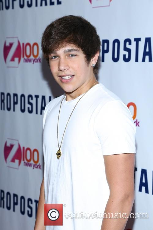 Austin Mahone, Times Square