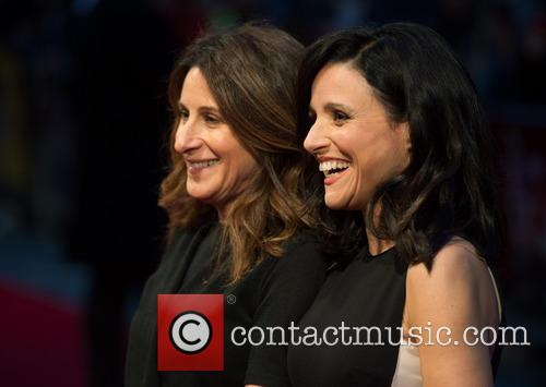 Nicole Holofcener and Julia Louis-dreyfus 2