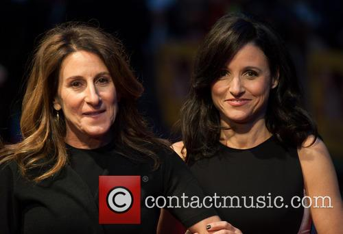 Nicole Holofcener and Julia Louis-dreyfus 4