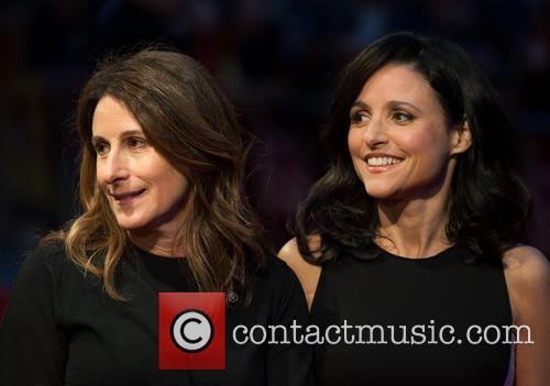 Nicole Holofcener and Julia Louis-dreyfus 5