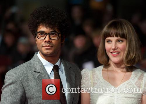 Richard Ayoade and Guest 1