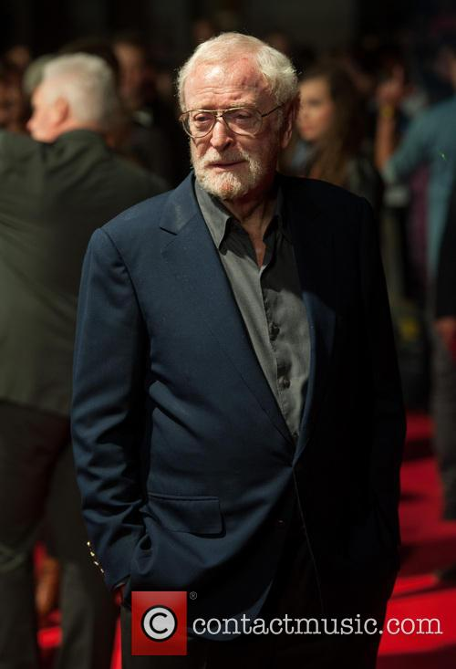 Sir Michael Caine, Odeon West End