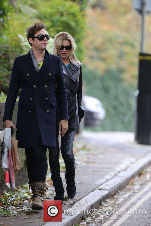Kate Moss and Jamie Hince 5