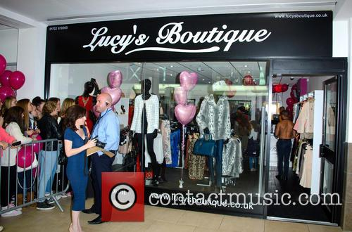 Lucy's Boutique store opening