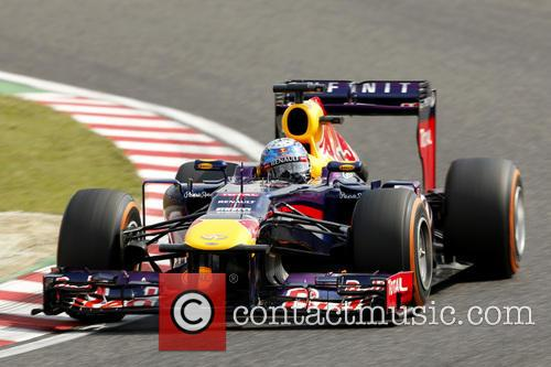 Formula One Japanese Grand Prix in Suzuka -...