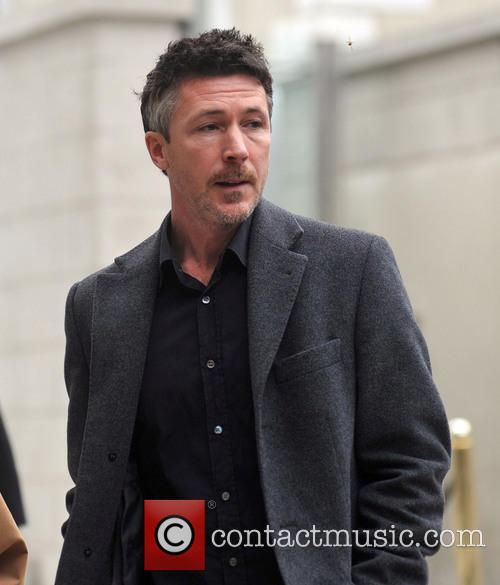 Aiden Gillen and Pogues 2