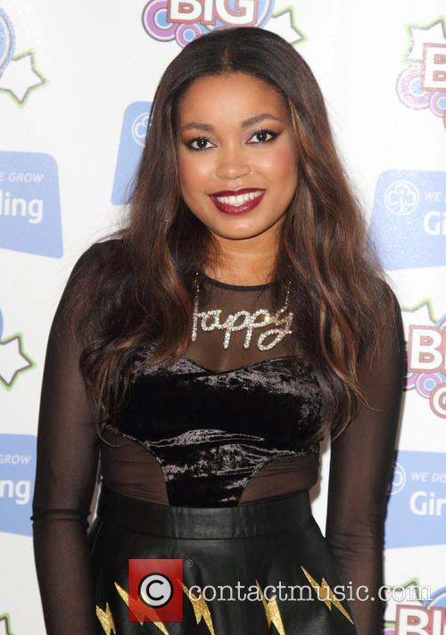 Dionne Bromfield, Wembley Arena