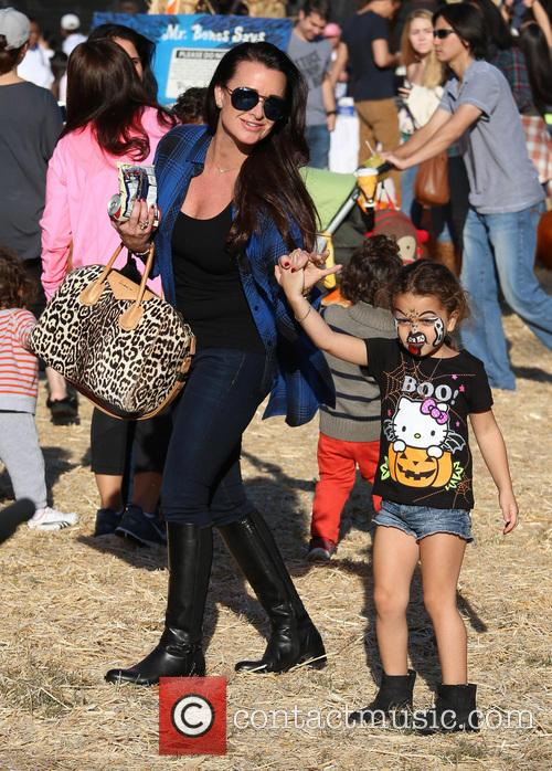Kyle Richards and Portia Umansky 3