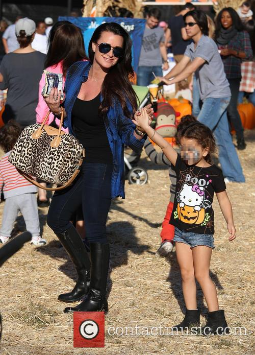 Kyle Richards and Portia Umansky 7