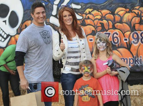 Angie Everhart, Kayden Bobby Everhart and Fritz Pfnur 3