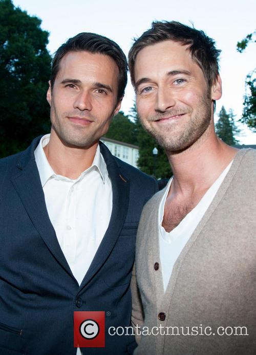 Ryan Eggold and Brett Dalton 2