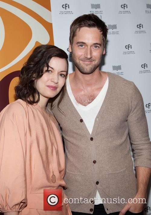 Britt Lower and Ryan Eggold 1