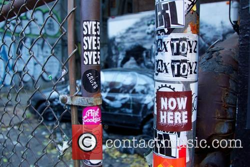 atmosphere british graffiti artist banksy gets political 3904365