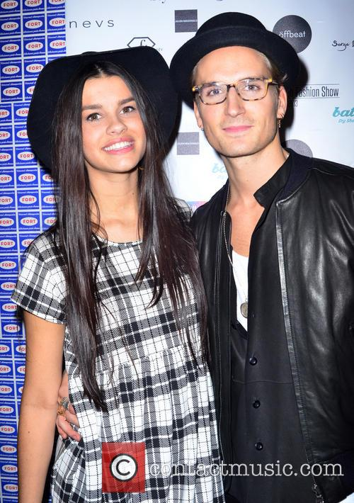 Oliver Proudlock and Grace Mcgovern 8