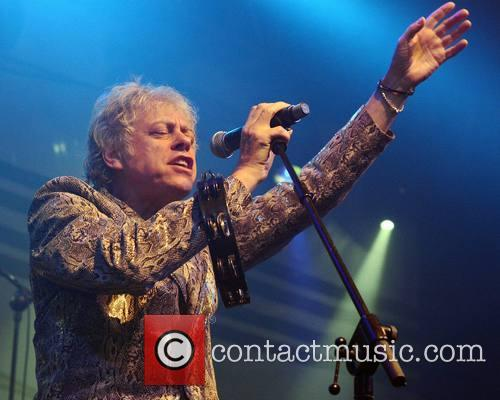 Bob Geldof & The Boomtown Rats perform at Vicar Street