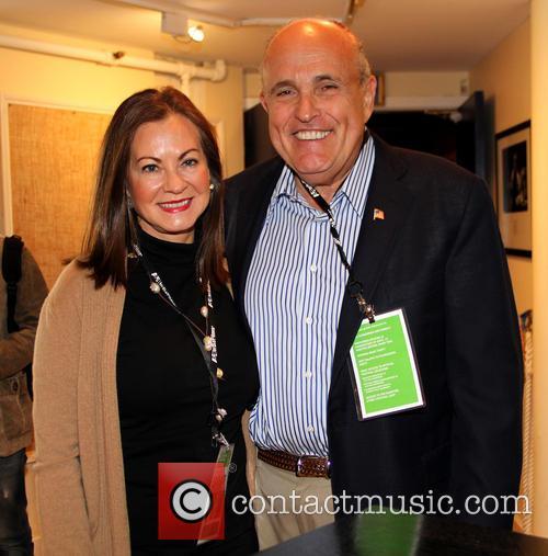 Rudy Giuliani and Judith Giuliani 1