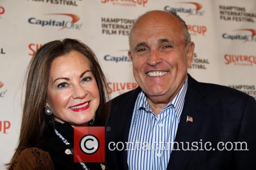Judith Guiliani and Rudy Guiliani 2