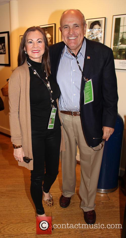 Judith Guiliani and Rudy Guiliani 3