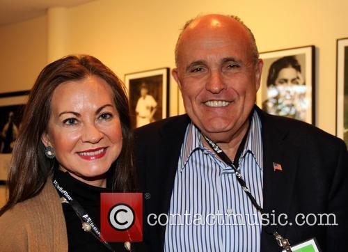 Judith Guiliani and Rudy Guiliani 4