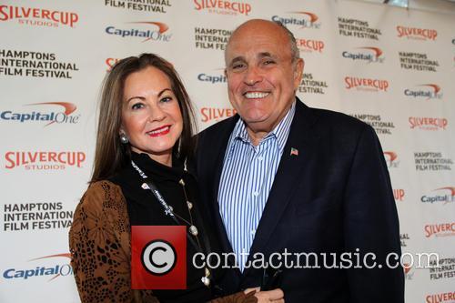 Judith Guiliani and Rudy Guiliani 1