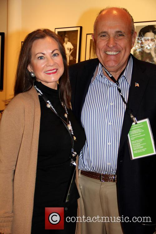 Judith and Rudy Guiliani 2