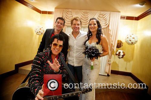 Jon Bon Jovi, Branka Delic and Gonzalo Cladera 3