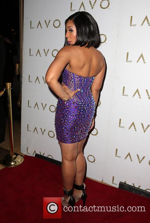 Ashanti, LAVO Nightclub at The Palazzo Las Vegas