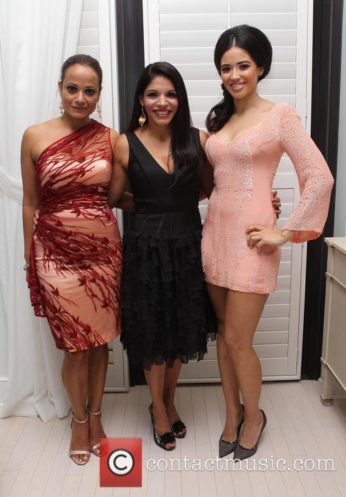 Judy Reyes, Christiane Perkins-garcia and Edy Ganem 2