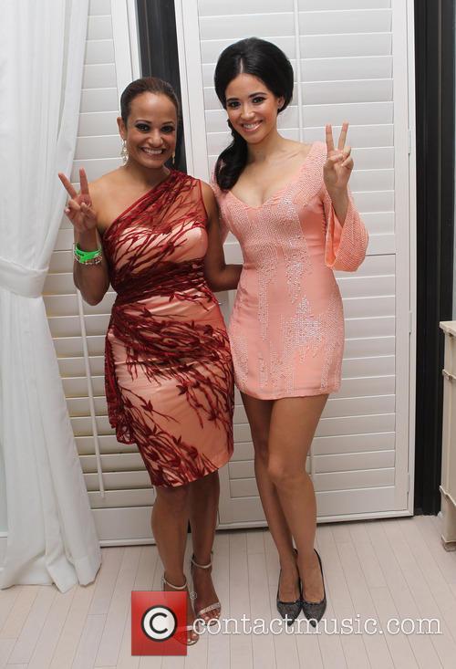 Judy Reyes and Edy Ganem 10