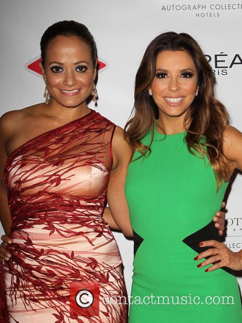 Judy Reyes and Eva Longoria 9