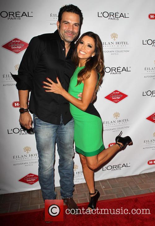 Ricardo Antonio Chavira and Eva Longoria 3