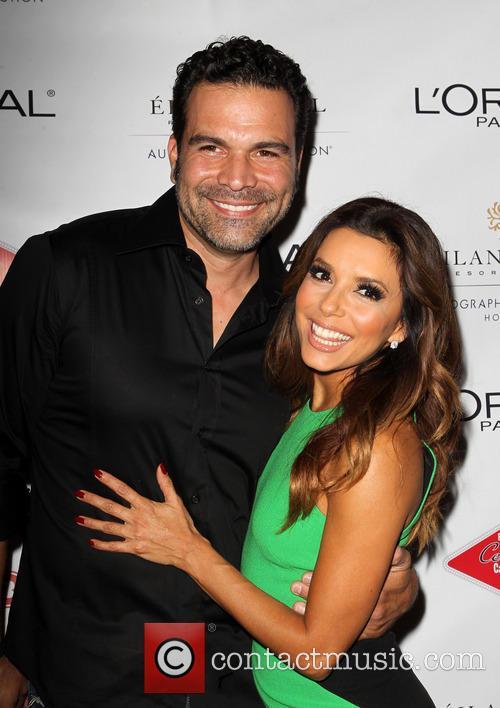 Ricardo Antonio Chavira and Eva Longoria 6