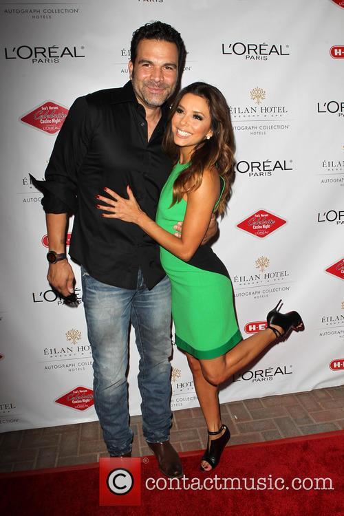 Ricardo Antonio Chavira and Eva Longoria 7