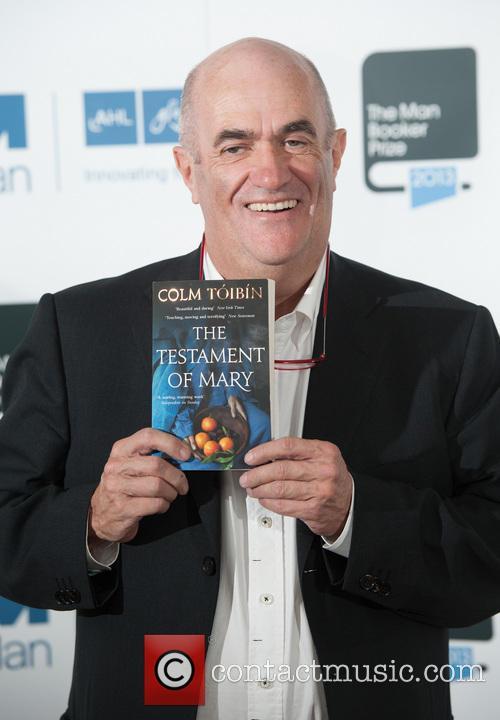 Booker Prize and Colm Tóibín 2