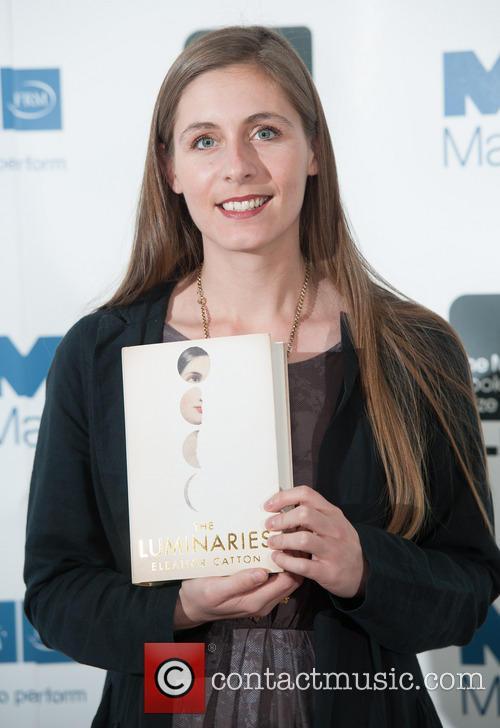 Eleanor Catton Booker Prize